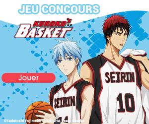 Concours Kuroko's Basket