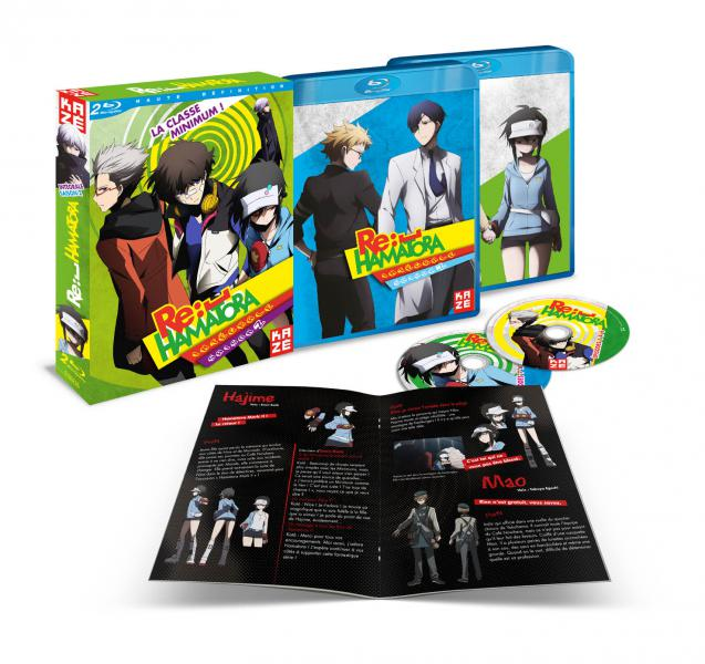 Re:_Hamatora Bluray