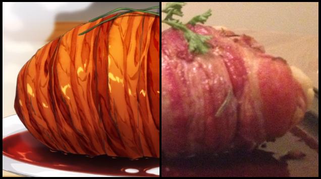 [FOOD WARS] Recette N°2 : le vrai faux rôti de porc de Sôma
